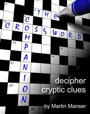 Crossword Companion - eBook  -     By: Martin Manser