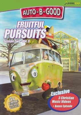 Fruitful Pursuits (Auto-B-Good Season 2, Volume 9)   -