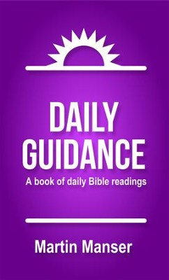 Daily Guidance - eBook  -     By: Martin Manser