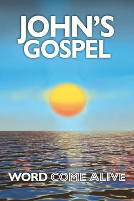 John's Gospel: Word Come Alive - eBook  -     By: Martin Manser
