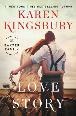 Love Story - eBook  -     By: Karen Kingsbury