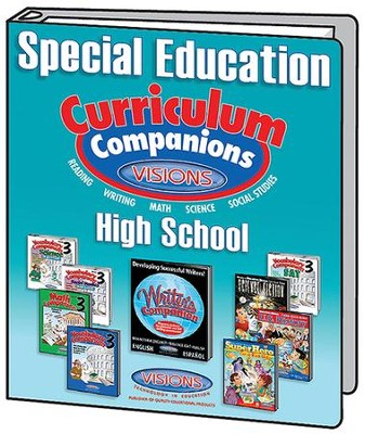 Special Education High School Visions Bundle   -     By: Arnie Uretsky