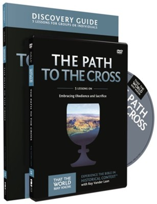 TTWMK Volume 11: The Path to the Cross, Discovery Guide and DVD   -     By: Ray Vander Laan