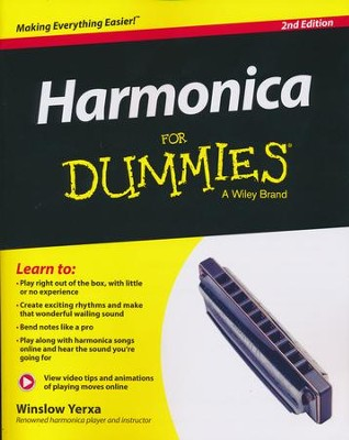 Harmonica For Dummies  -     By: Winslow Yerxa