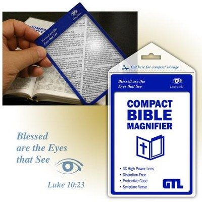 Magnifier Sheet (3.75 x 5.75)   -