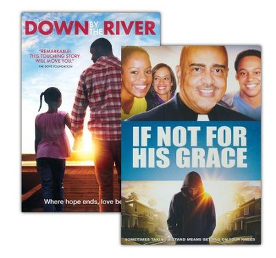Down by the River & If Not for His Grace 2-Pack   -