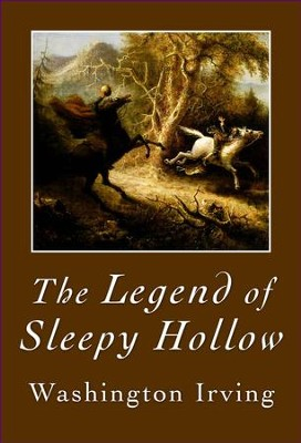 The Legend of Sleepy Hollow - eBook  -     By: Washington Irving