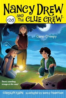 Camp Creepy - eBook  -     By: Carolyn Keene