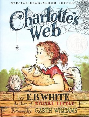 Charlotte's Web Read Aloud  -     By: E.B. White