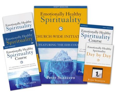 Emotionally Healthy Spirituality, Church Campaign Kit   -     By: Pete Scazzero
