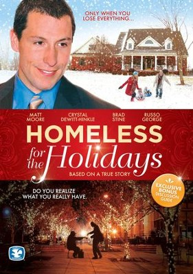 Homeless for the Holidays, DVD   -
