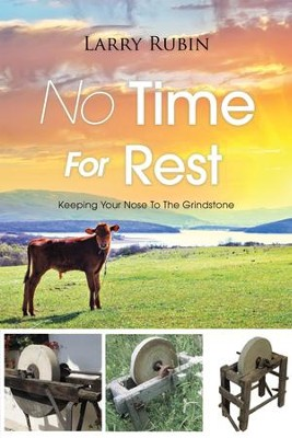 No Time for Rest: Keeping Your Nose to the Grindstone - eBook  -     By: Larry Rubin