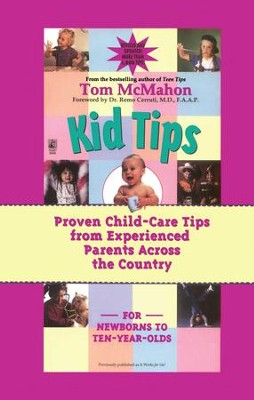 Kid Tips - eBook  -     By: Tom McMahon