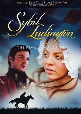 Sybil Ludington: The Female Paul Revere, DVD   -