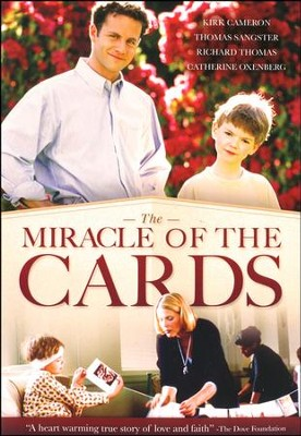 The Miracle of the Cards DVD  -