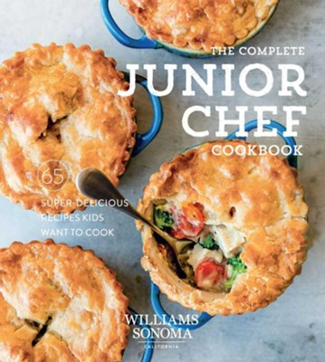 Complete Junior Chef  -     By: Williams Sonoma