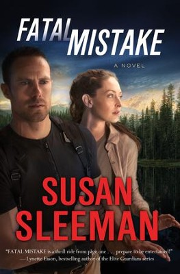 Fatal Mistake: A Novel - eBook  -     By: Susan Sleeman