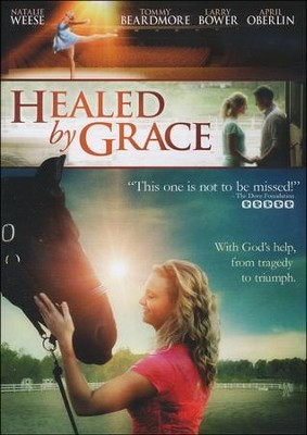 Healed by Grace, DVD   -