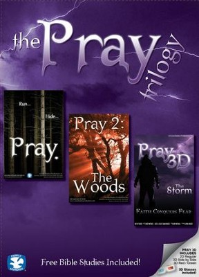 Pray 3 DVD Boxed Set   -