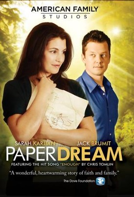 Paper Dream, DVD   -
