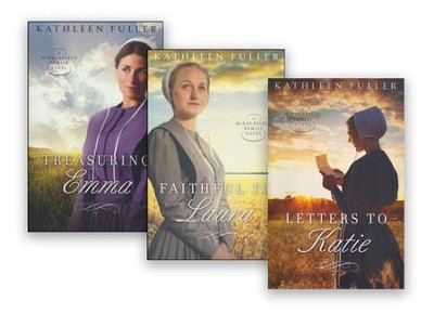 Middlefield Family Series, Volumes 1-3  -     By: Kathleen Fuller