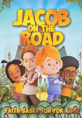 Jacob on the Road, DVD   -