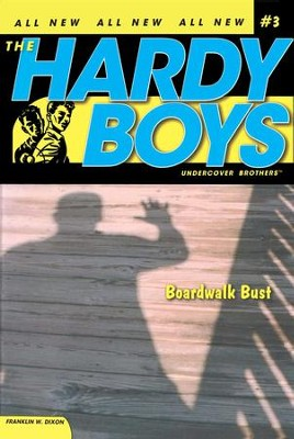 Boardwalk Bust - eBook  -     By: Franklin W. Dixon
