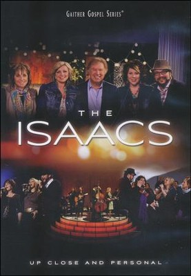 Up Close and Personal, DVD   -     By: The Isaacs