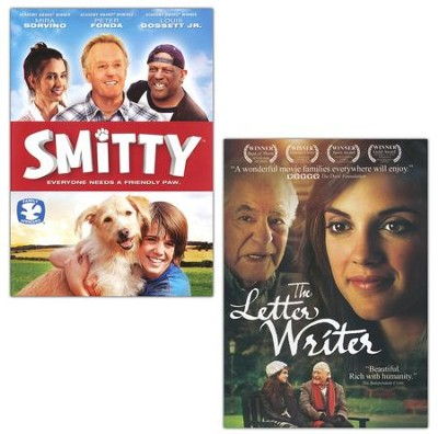 Smitty The Letter Writer 2 DVD Pack Christianbook