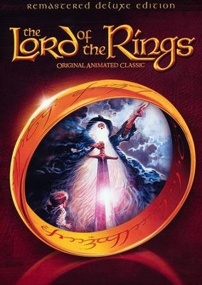 The Lord of the Rings: Re-mastered Deluxe Edition, DVD   -