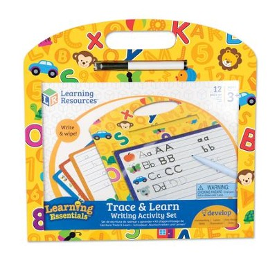 Trace & Learn Writing Activity Set  -