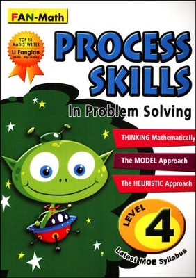 FAN-Math Process Skills in Problem Solving, Level 4  -