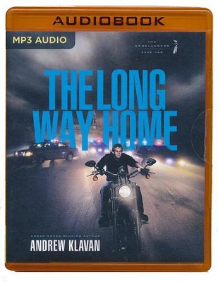 The Long Way Home - unabridged audio book on MP3-CD  -     Narrated By: Joshua Swanson     By: Andrew Klavan