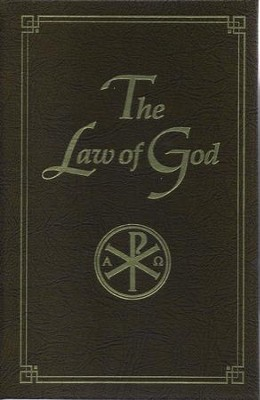 Law of God: For Study at Home and School - eBook  -     By: Seraphim Slobodskoi, Susan Price