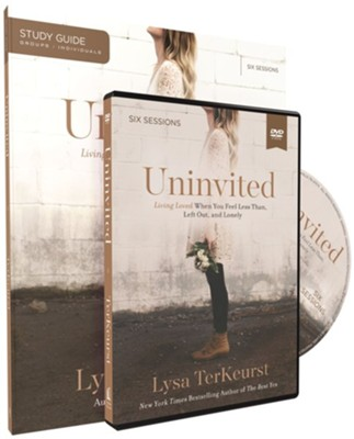 Uninvited, Study Guide with DVD  -     By: Lysa TerKeurst