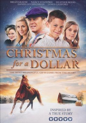 Christmas for a Dollar, DVD   -
