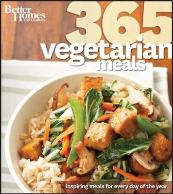 Better Homes & Gardens 365 Vegetarian Meals  -