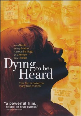Dying to Be Heard, DVD   -
