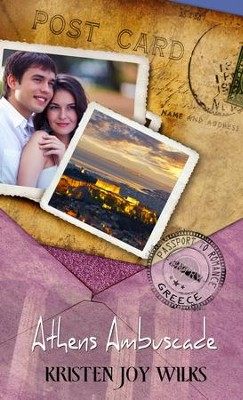 Athens Ambuscade - eBook  -     By: Kristen Joy Wilks
