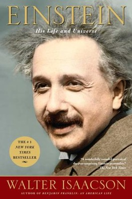 Einstein: His Life and Universe - eBook  -     By: Walter Isaacson