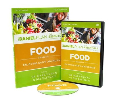 Food Study Guide with DVD   -     By: Mark Hyman, Dee Eastman