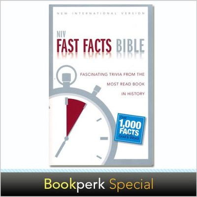 NIV Fast Facts Bible   -