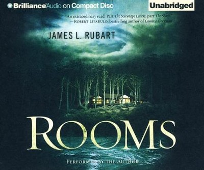 Rooms: A Novel Unabridged Audiobook on CD  -     By: James L. Rubart