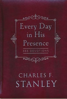 Every Day in His Presence: 365 Devotions  -     By: Charles Stanley