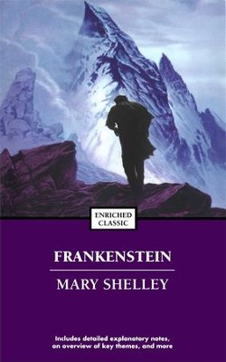 Frankenstein - eBook  -     By: Mary Shelley