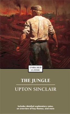 The Jungle - eBook  -     By: Upton Sinclair