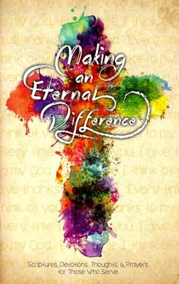 You Make an Eternal Difference Devotional  -