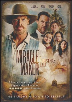 Miracle Maker: A Christmas Tale, DVD   -