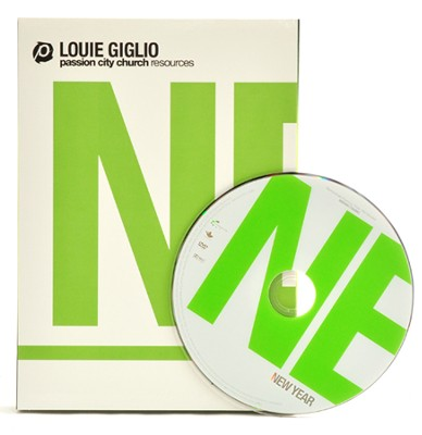 New Year, DVD   -     By: Louie Giglio