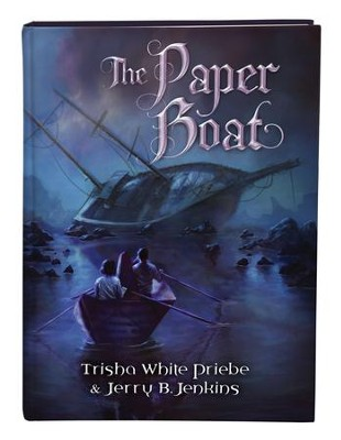 The Paper Boat - eBook  -     By: Trisha White Priebe, Jerry Jenkins